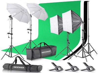 Mejor kit de iluminación de fotografía