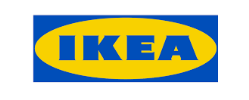 Reloj pared adhesivo de IKEA
