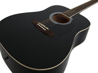 Mejor guitarra acústica